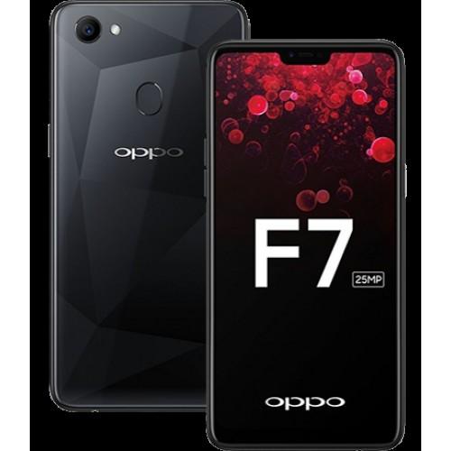 Thay ép kính Oppo F7