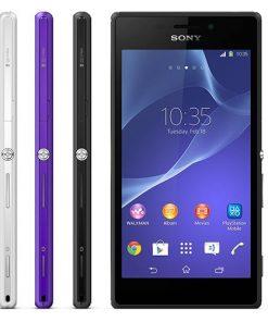 Thay ép kính Sony Xperia M2 Aqua