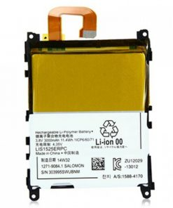 Thay pin Sony Xperia Z1