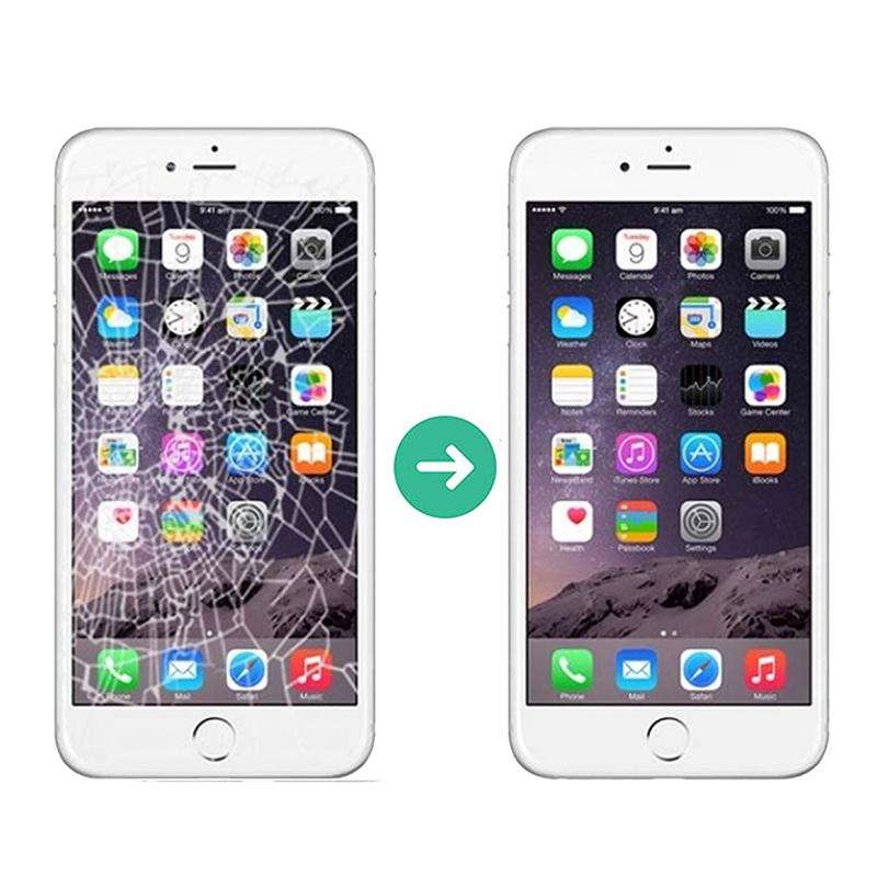 Thay ép kính iPhone 6 Plus chính hãng lấy liền tại Cần Thơ