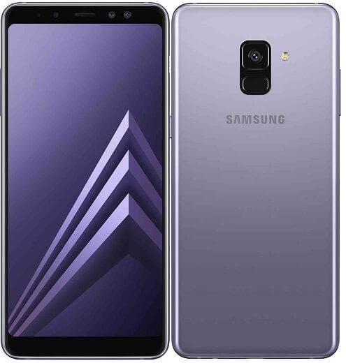 Thay ép kính Samsung Galaxy A8 Plus 2018