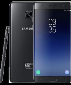 Thay kính Samsung Galaxy Note FE