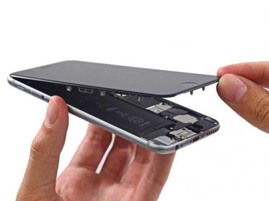thay màn hình iPhone cần thơ