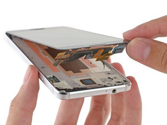 thay màn hình điện thoại samsung cần thơ