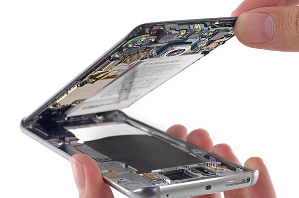 Thay màn hình Samsung tại Cần Thơ