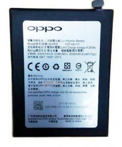 Thay pin Oppo F1 Plus
