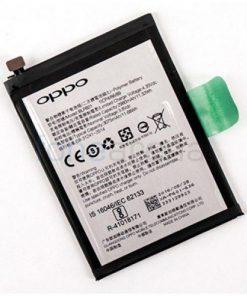 Thay pin Oppo F1s