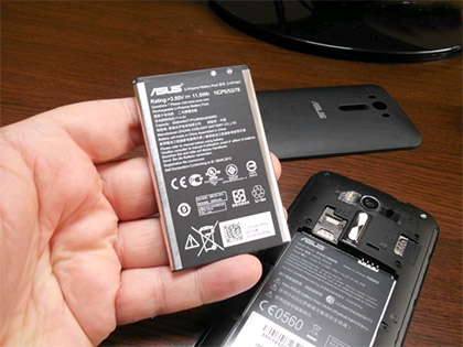 thay pin điện thoại Asus Zenfone cần thơ
