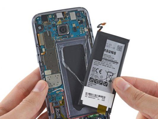 thay pin điện thoại samsung cần thơ