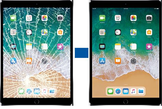 Thay mặt kính iPad tại Cần Thơ