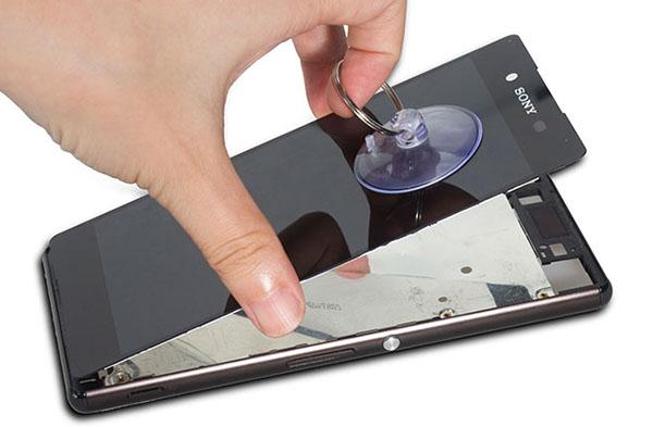 Thay màn hình điện thoại Sony tại Cần Thơ