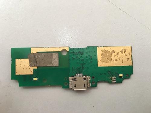 Thay cáp sạc Sony ZR