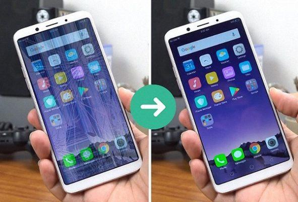 Thay màn hình Huawei tại Cần Thơ