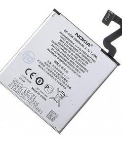 Thay pin Nokia 2