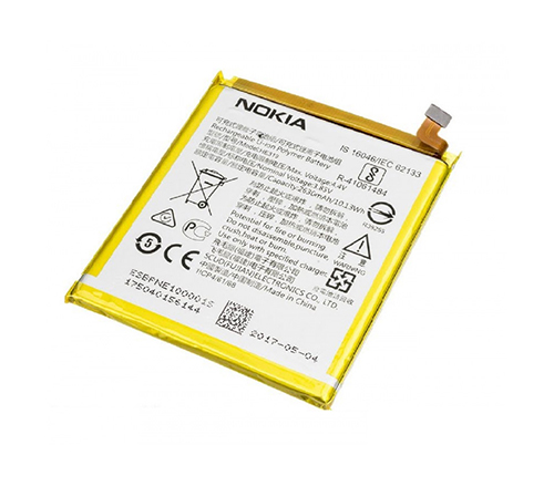 Thay pin Nokia 3
