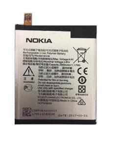 Thay pin Nokia 5