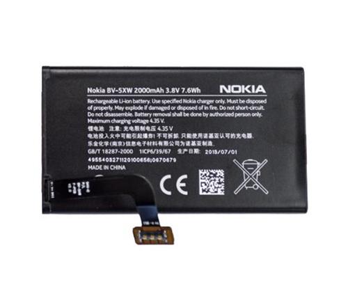 Thay pin Nokia 1020